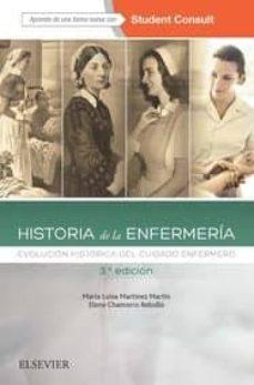 Nuevos ebooks descargados HISTORIA DE LA ENFERMERÍA 3. ED.