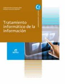 Tratamiento Informático De La Información Ed 2017 Grado Medio De Gestion Administrativa Vv Aa Comprar Libro 9788491610175