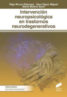 Permacultivo.es Intervencion Neuropsicologica En Los Trastornos Neurodegenerativos Image