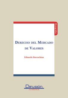 Descargar DERECHO MERCADO DE VALORES gratis pdf - leer online