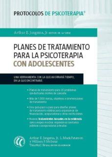 Ojpa.es Planes De Tratamiento Para La Psicoterapia Con Adolescentes: Protocolos De Psicoterapia Image