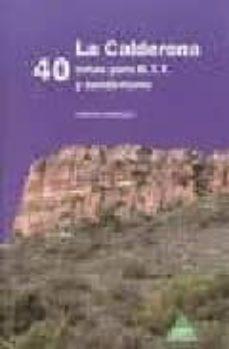 Encuentroelemadrid.es La Calderona. 40 Rutas Para B.t.t. Y Senderismo Image