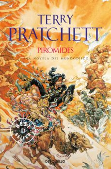 piromides (mundodisco 7 / dioses 1)-terry pratchett-9788497593175