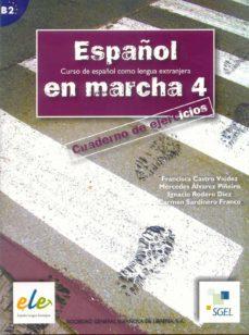 español en marcha 4 ejercicios-francisca castro viudez-9788497782975
