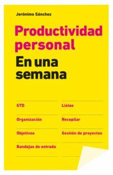 Carreracentenariometro.es Productividad Personal En Una Semana Image