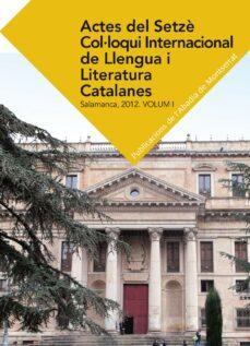 Vinisenzatrucco.it Actes Del Setze Col·loqui Internacional De Llengua I Litaratura Catalanes Image