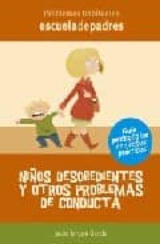 niños desobedientes y otros problemas de conducta-jesus jarque garcia-9788498960075