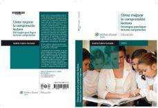 Padella.mx Como Mejorar La Comprension Lectora: Estrategias Para Lograr Lect Ores Competentes Image