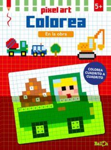 Pixel Art Colorea En La Obra Vvaa Comprar Libro 9789463070775