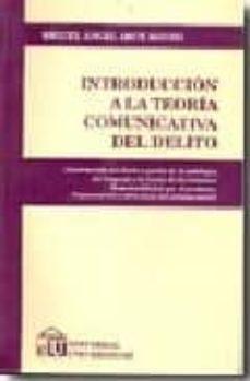 Relaismarechiaro.it Introduccion A La Teoria Comunicativa Del Delito Image