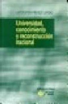 Bressoamisuradi.it Universidad, Conocimiento Y Reconstruccion Nacional Image