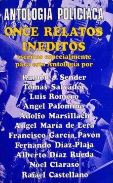 Iguanabus.es Once Relatos Inéditos - Antología Policiaca Image