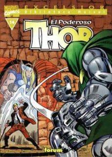 Permacultivo.es El Poderoso Thor Nº 14 (Biblioteca Marvel) Image