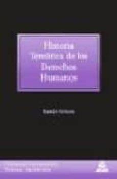 Descargar HISTORIA TEMATICA DE LOS DERECHOS HUMANOS gratis pdf - leer online