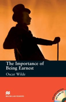 Ebooks para ipods gratis descargar MACMILLAN READERS UPPERINTERMEDIATE IMPORTANCE OF BEING EARNEST PACK (Literatura española)