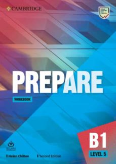 Ebook descarga gratuita en formato mobi. PREPARE LEVEL 5 WORKBOOK WITH AUDIO DOWNLOAD 2ª EDITION de HELEN. CHILTON 9781108381185