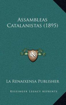 Eldeportedealbacete.es Assambleas Catalanistas (1895) Image