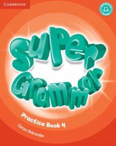 Descargar libros de texto gratis para ipad SUPER MINDS 4 GRAMMAR BOOKLET (Literatura española) de   9781316631485