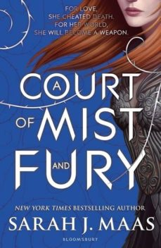 a court of mist and fury (a court of thorns and roses 2)-sarah j. maas-9781408857885