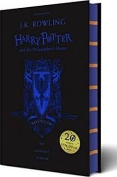 harry potter and the philosopher s stone - ravenclaw edition-j.k. rowling-9781408883785