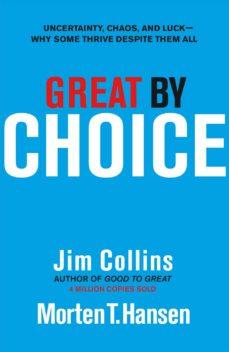 great by choice (ebook)-jim collins-morten t. hansen-9781446494585