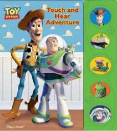 Inmaswan.es Toy Story Libro Con Tacto Y Sonido Lth Image