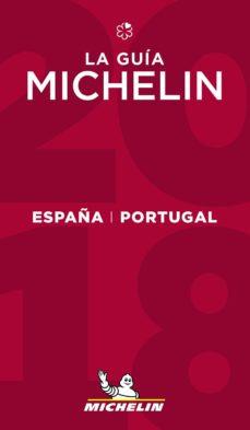 la guia michelin españa & portugal 2018-9782067223585