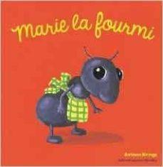 marie la fourmi-antoon krings-9782075074285