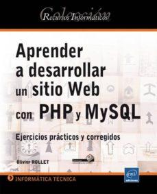Curiouscongress.es Aprender A Desarrollar Un Sitio Web Con Php Y Mysql Image