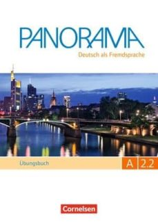 Ebook epub format free download PANORAMA A2.2 EJERCICIOS en español  9783061204785