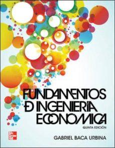 Srazceskychbohemu.cz Fundamentos De Ingenieria Economica (5ª Ed.) Image