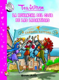 (pe) comic tea stilton 2: la revancha del club de las lagartijas-9788408096085