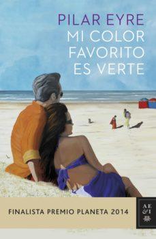 mi color favorito es verte (ebook)-pilar eyre-9788408136385