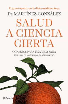 salud a ciencia cierta (ebook)-miguel angel martinez gonzalez-9788408195085