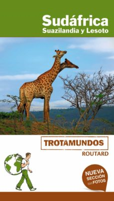 sudafrica, suazilandia y lesoto 2018 ((trotamundos - routard)-philippe gloaguen-9788415501985