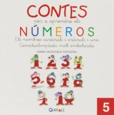 Eldeportedealbacete.es Contes Per Aprendre Els Números - Quadern 5 Image