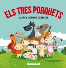 Asdmolveno.it Els Tres Porquets I Altres Contes Clàssics Image