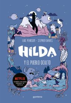 hilda y el pueblo oculto-luke pearson-stephen davies-9788417460785