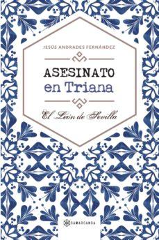 Libros mp3 descargables gratis ASESINATO EN TRIANA
