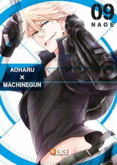 Descarga de libros de audio mp3 gratis AOHARU X MACHINE GUN Nº 9 9788418043185 ePub iBook