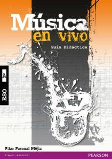 MUSICA EN VIVO A GUÍA DIDÁCTICA - VV.AA. | Adahalicante.org