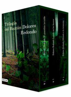 Descarga de libros electrónicos de Amazon stealth ESTUCHE TRILOGÍA DEL BAZTÁN (Literatura española)
