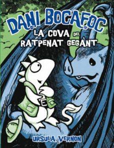 Titantitan.mx Dani Bocafoc: La Cova Del Ratpenat Gegant Image