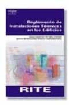 Titantitan.mx Reglamento De Instalaciones Termicas En Los Edificios (4ª Ed.) Image