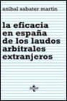 Bressoamisuradi.it La Eficacia En España De Los Laudos Arbitrales Extranjeros Image