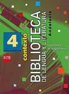 Carreracentenariometro.es Contexto: Lengua 4. Andalucia (Eso) Image