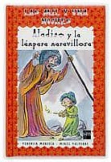 ALADINO Y LA LAMPARA MARAVILLOSA   VERONICA MURGUIA