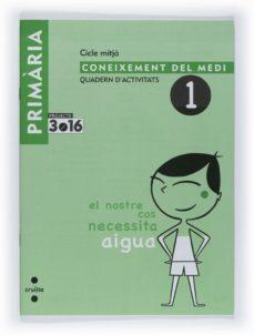 Javiercoterillo.es Quadern D Activitats Coneixement Del Medi Nº1: Projecte 3.16 (Cicle Mitja) Image
