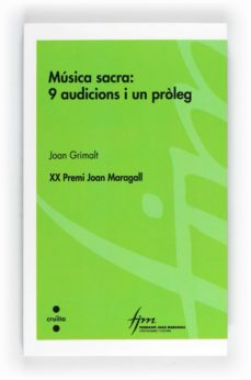 Cdaea.es Musica Sacra: 9 Audicions I Un Proleg Image