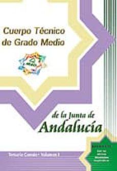 Titantitan.mx Cuerpo Tecnico De Grado Medio De La Junta De Andalucia: Temario C Omun (Vol. I) Image